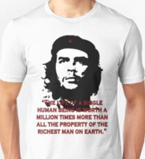 Che Guevara Quote T-Shirt