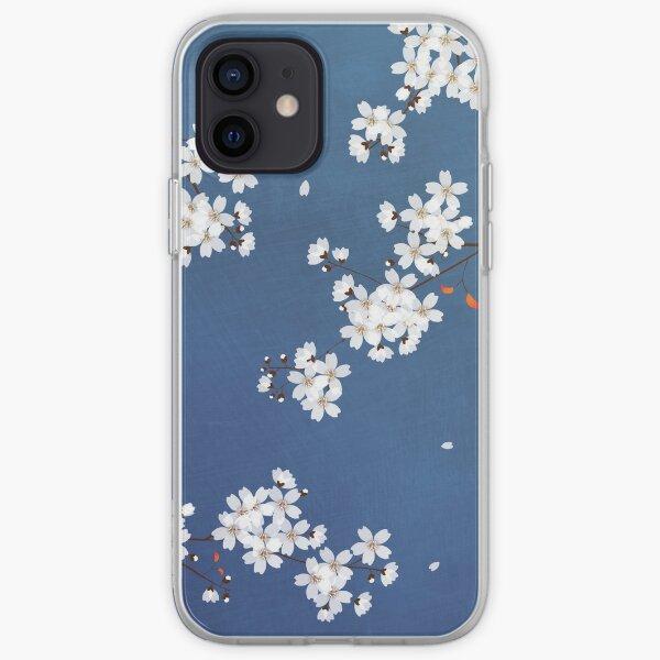 Sakura   flor de cerezo Funda blanda para iPhone