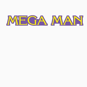 Mega Man Logo by counteraction
