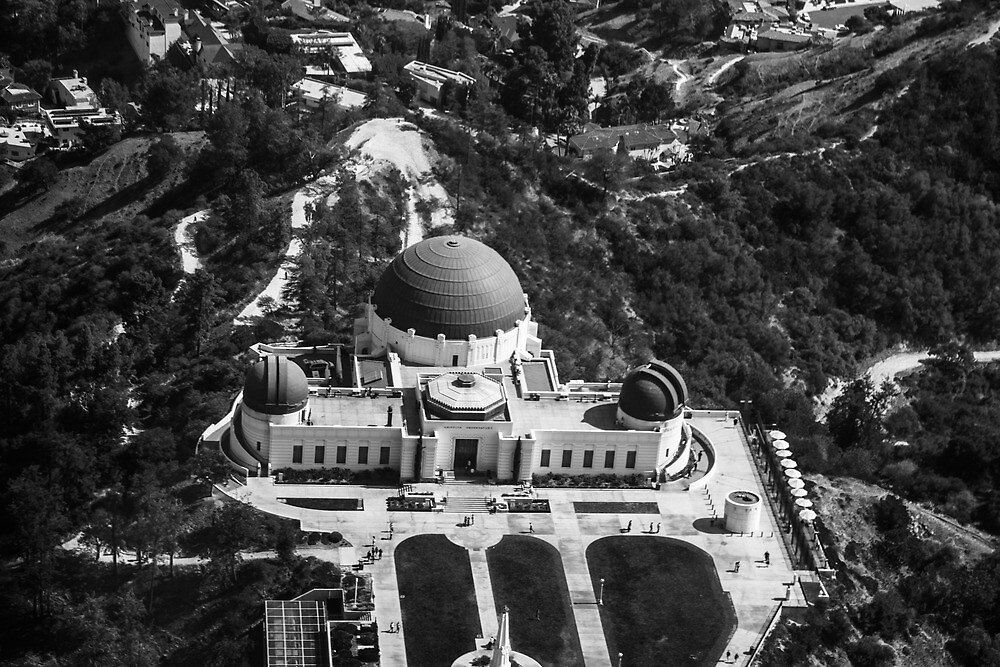 The Griffith Observatory by c0ldpiece