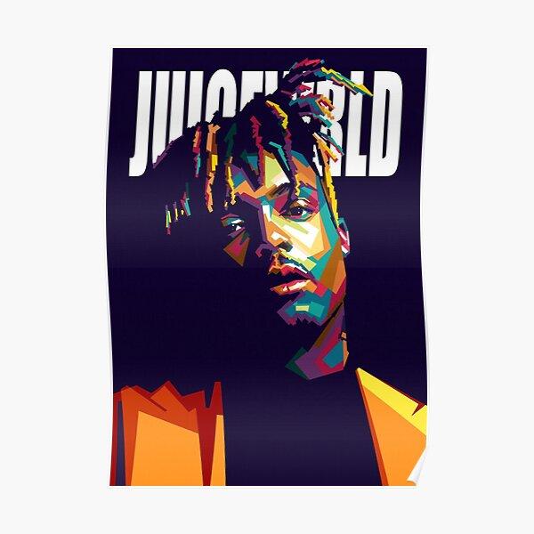 Juice Wrld Art Póster