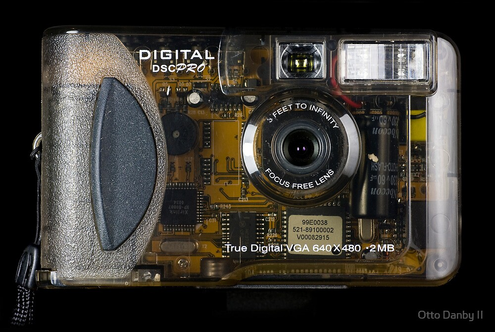 Early View Camera by Otto Danby II
