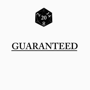 D20 Five Percent Success Guaranteed by yodaman293