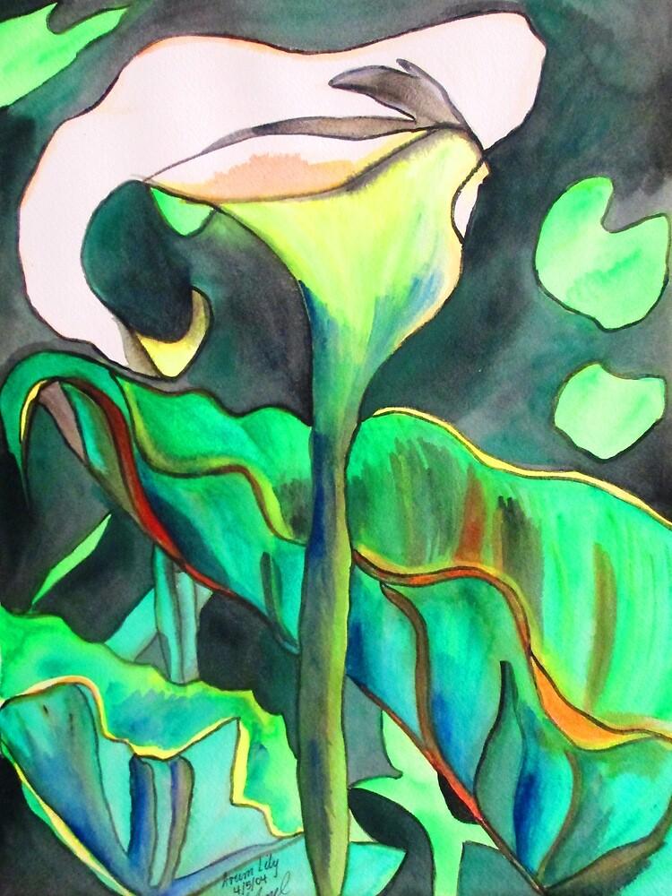 Arum Lily by grosselart