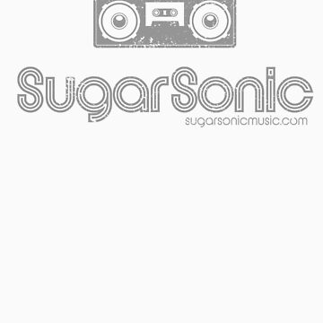 Sugar Sonic T-Shirt by RandyJ