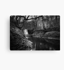 Industrial History Canvas Print