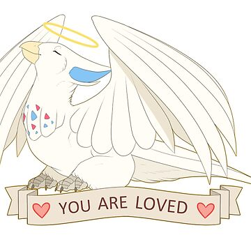 You Are Loved by GoldieClaws
