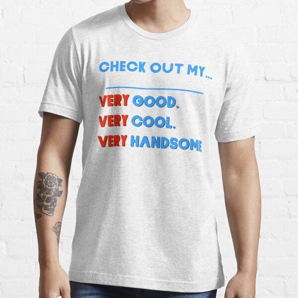 The White Shirt Essential T-Shirt