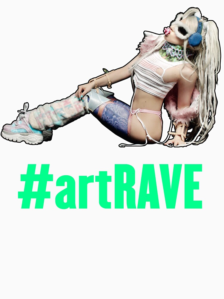 artRave Shirt - #3 by gagachicago
