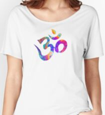 oil om Women's Relaxed Fit T-Shirt