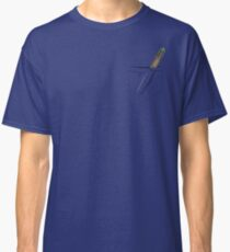 Doctor Who- Pocket Sonic Screwdriver (11th) Classic T-Shirt