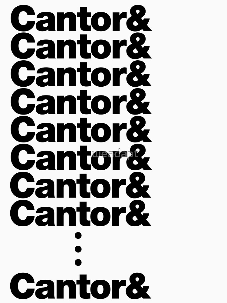 Cantor. by weadapt