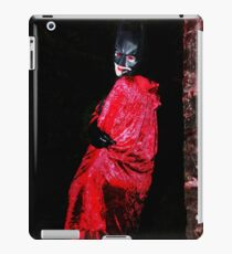 Red Undead iPad Case/Skin