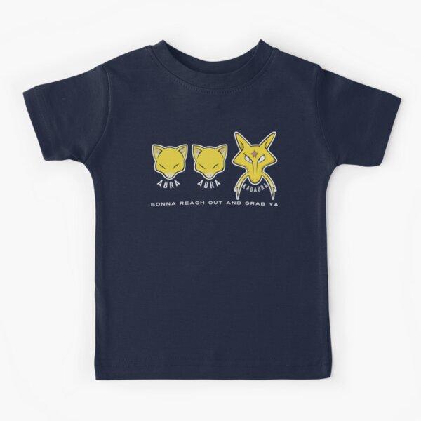 PokéPun - 'Abra Abra Kadabra' Kids T-Shirt