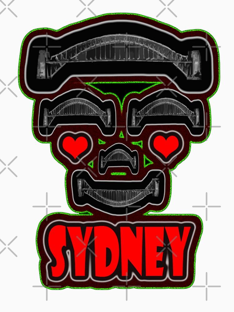 Sydney Tiki/ Neonz by CradoxCreative