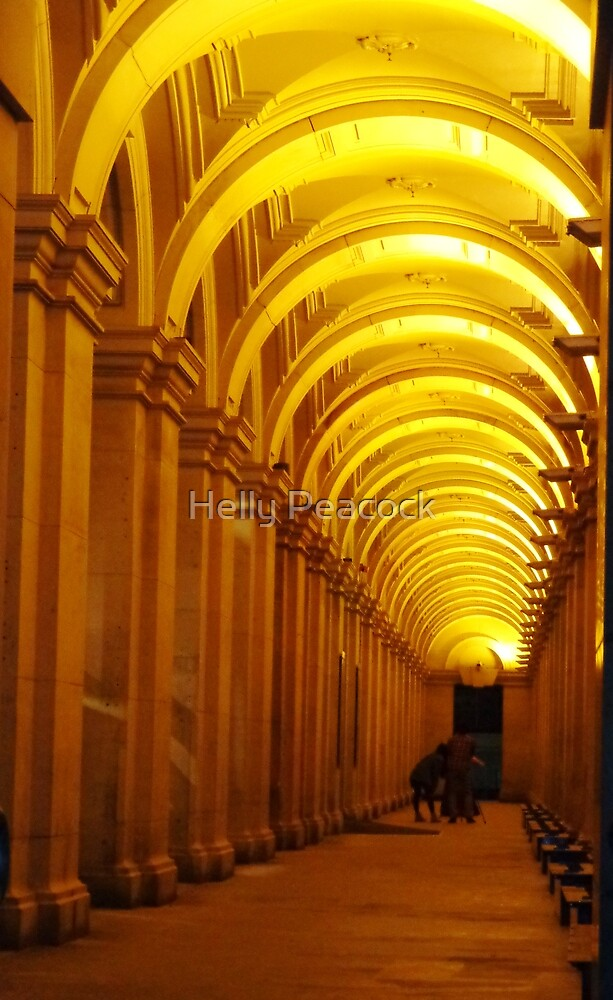 Light Arches by Helly Peacock