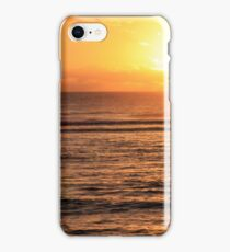 Rarotongan Sunset iPhone Case/Skin