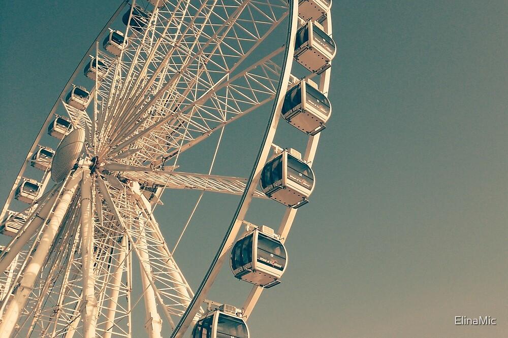 Brighton Eye by ElinaMic