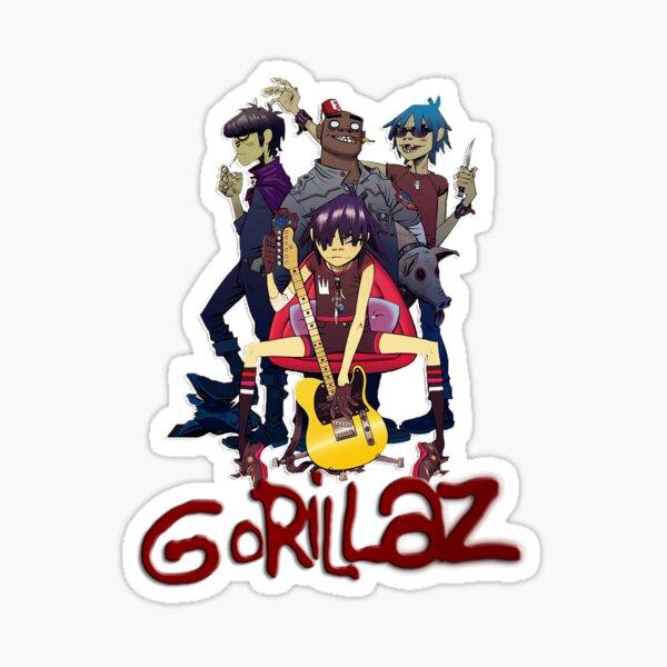 Meilleur groupe de rock des années 90 Sticker