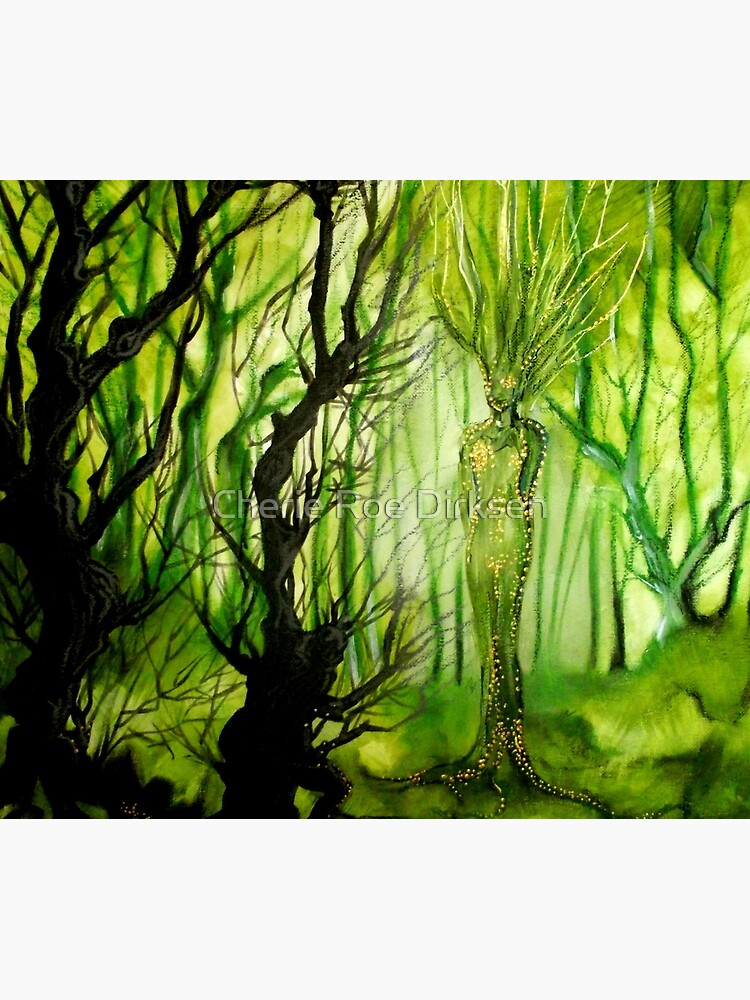 Lady of the Forest by cheriedirksen