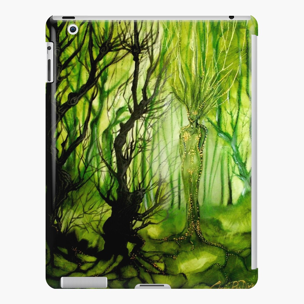 Lady of the Forest iPad Case & Skin