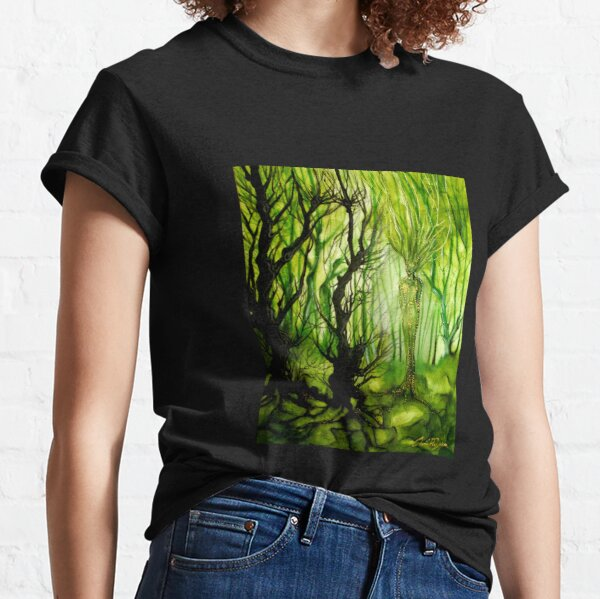 Lady of the Forest Classic T-Shirt