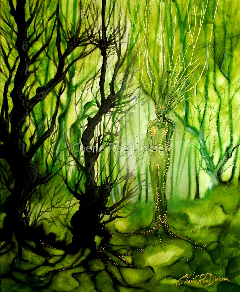 Lady of the Forest by Cherie Roe Dirksen