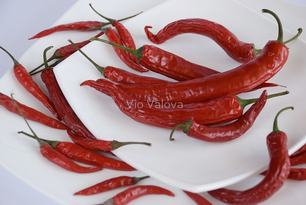 red pepper by VioDeSign