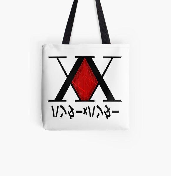 T-shirt à logo Hunter X Tote bag doublé