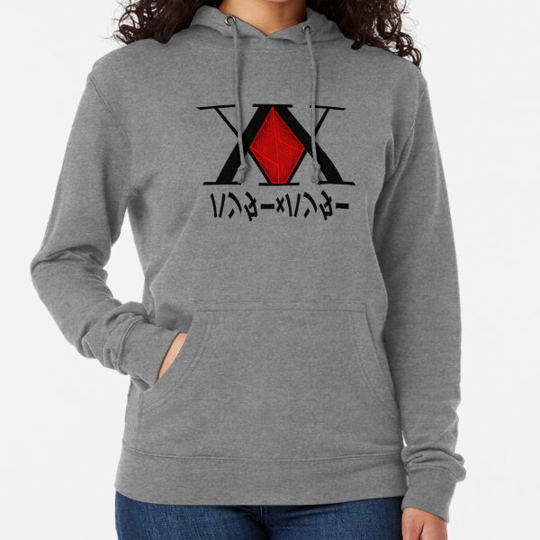 T-shirt à logo Hunter X Sweat à capuche léger