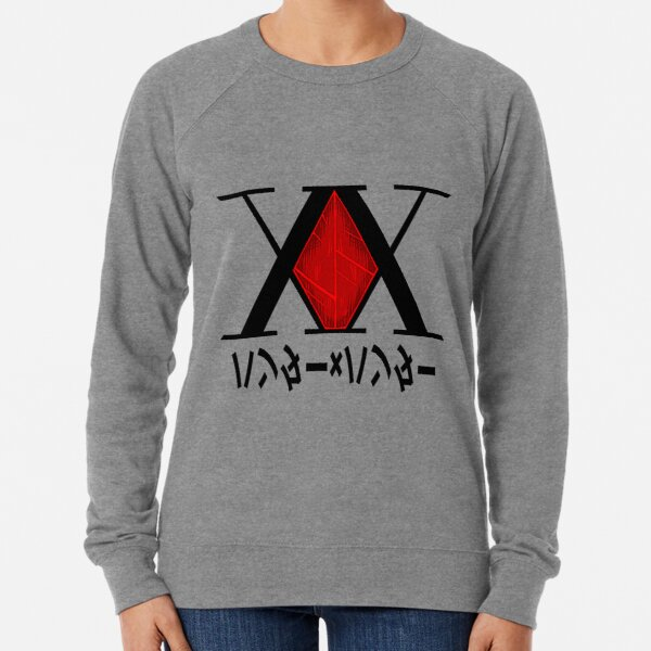 Hunter X Logo T-Shirt Lightweight Sweatshirt