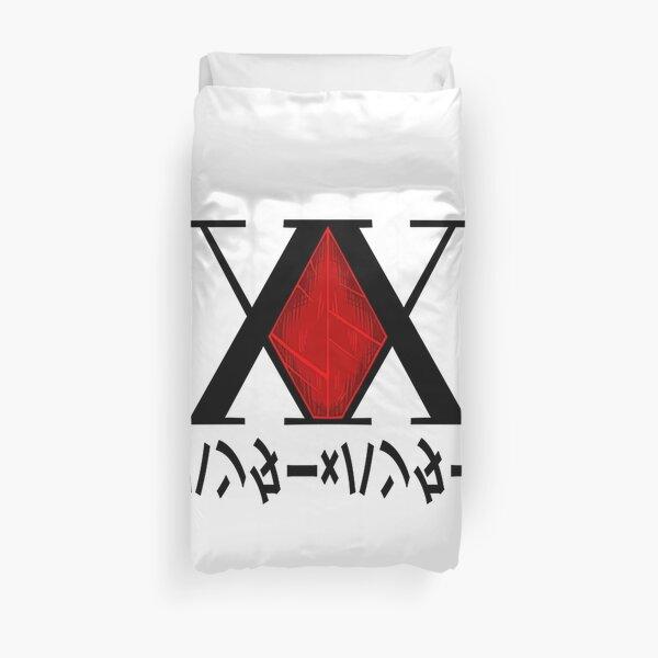 T-shirt à logo Hunter X Housse de couette