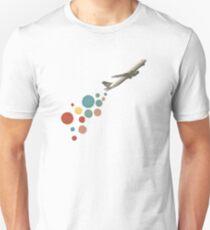 Leaving on a Jet Plane Unisex T-Shirt