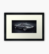 Shelby Cobra 427 - Venom Framed Print