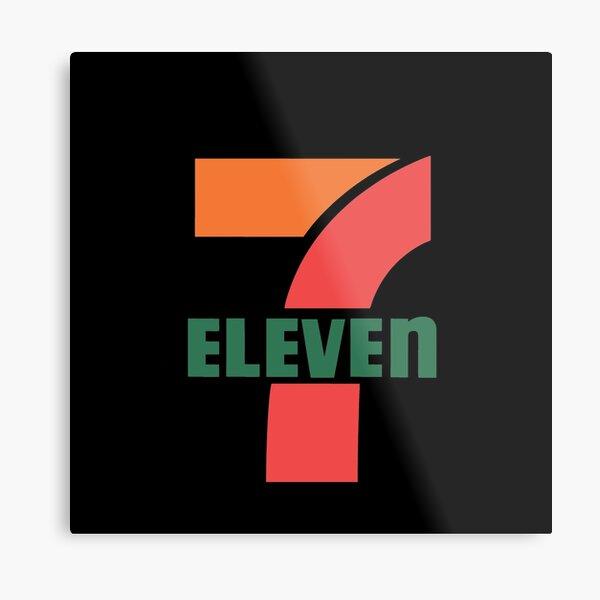 Seven Eleven Metal Print