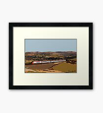 Sunrise on Shap Framed Print