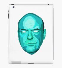 HANK SCHRADER 2 iPad Case/Skin