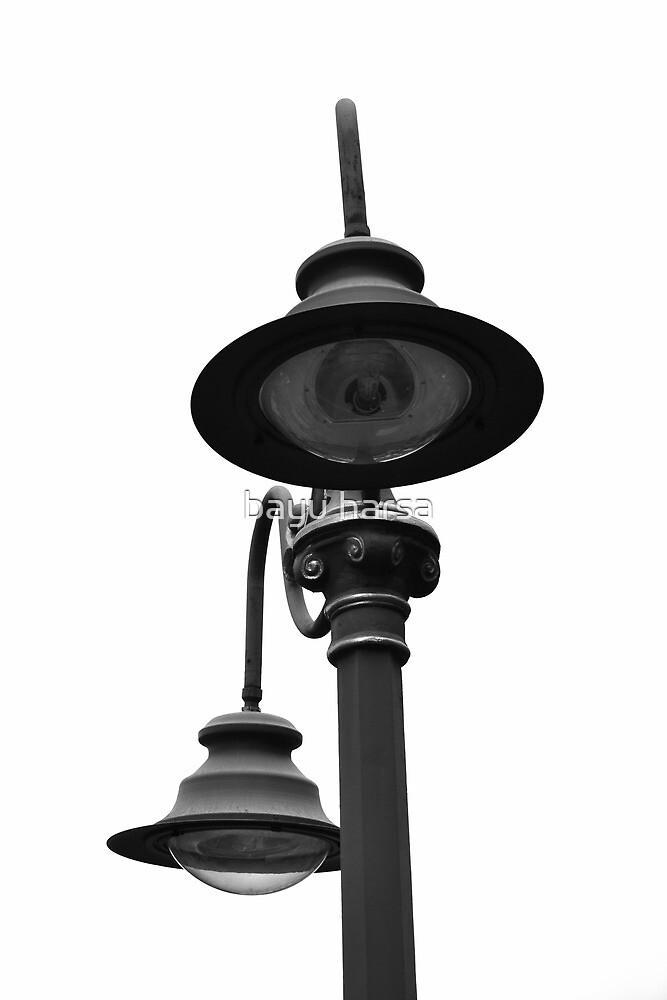 road lamp by bayu harsa