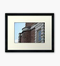 castle exterior Framed Print