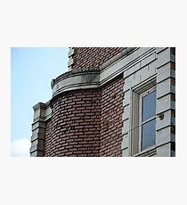 castle exterior Photographic Print