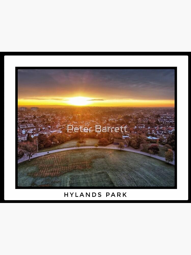 Hylands Park Sunrise by hartrockets