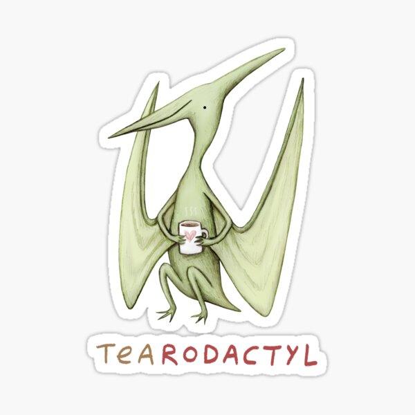 Tearodactyl Pegatina