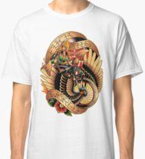 Fuck The World 02 Classic T-Shirt