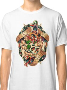 Fuck The World 03 Classic T-Shirt