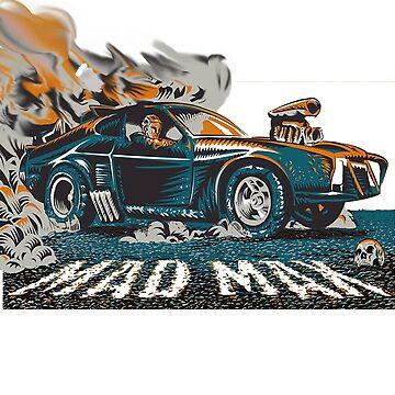 Mad Max - Road Warrior by ramox90