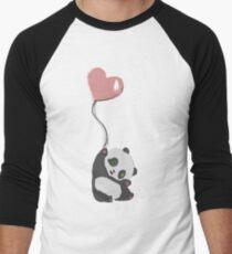 Panda And Balloon T-Shirt