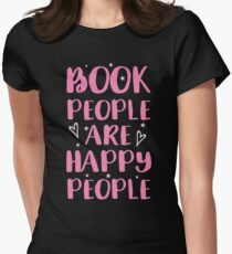 book people are happy people T-Shirt