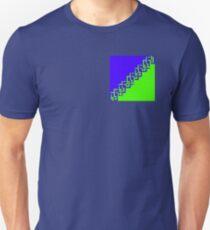 Blue Green Chain T-Shirt