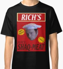 Juicy Shaq-Meat Classic T-Shirt