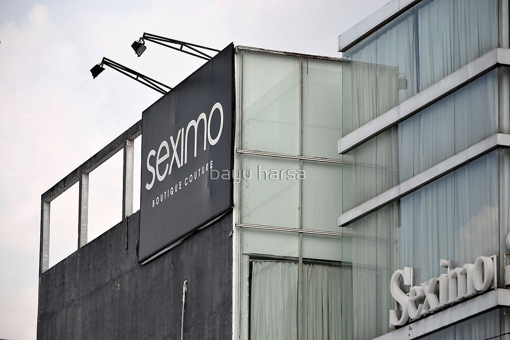 seximo factory outlet by bayu harsa